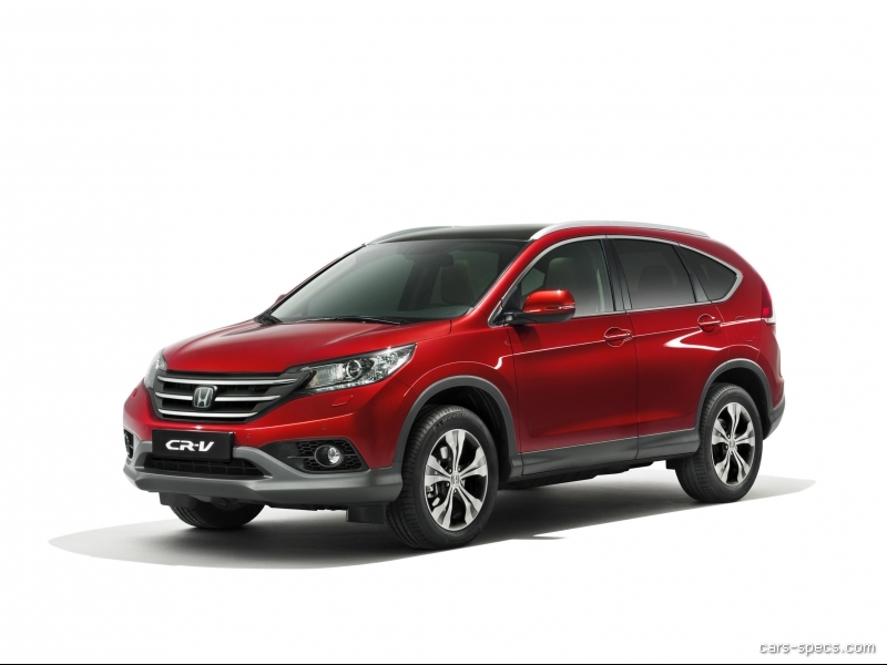 2012 honda cr v suv specifications pictures prices. Black Bedroom Furniture Sets. Home Design Ideas