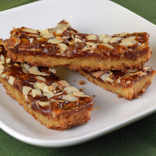 Polish Mazurka (cookie bars)-Pumpkin Spice Caramel Optional!