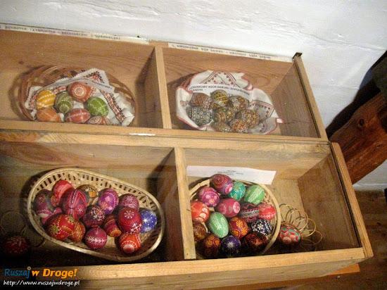 zyndranowa - tradycyjne pisanki łemków