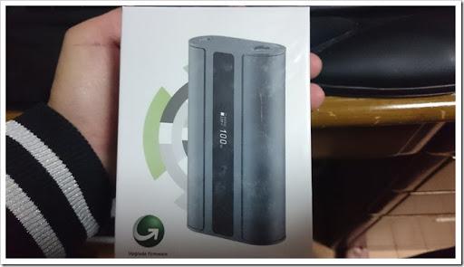 DSC 1118 thumb%25255B3%25255D - 【MOD】2本並列バッテリー!Eleaf iStick TC 100Wのレビュー【追記あり120Wまで対応ファームウェア公開】