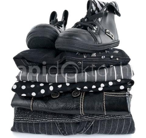 A fekete öltözet a depresszió jele?