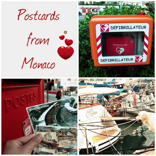 ServicefromHeart travelxp Singapore Central Fire Station Monaco