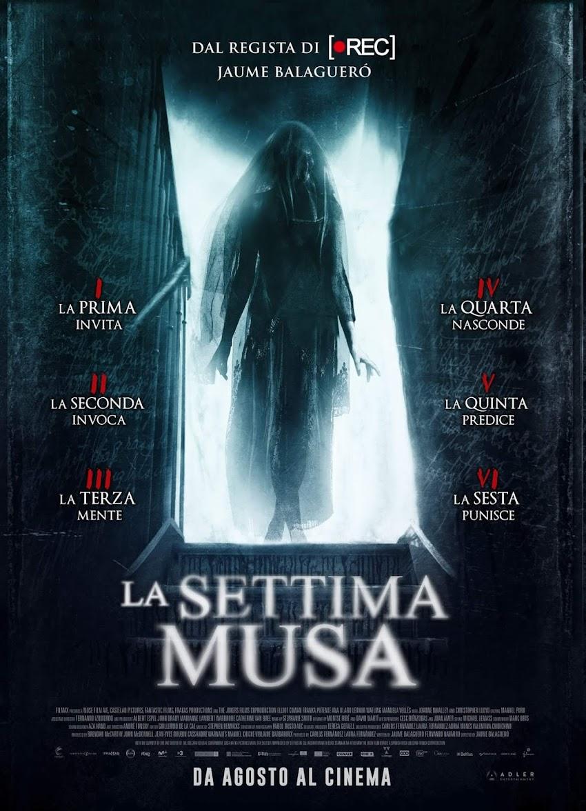 La Settima Musa Dal 22 Agosto Al Cinema