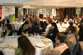 INVOLVE 2006. Presentación y Comida