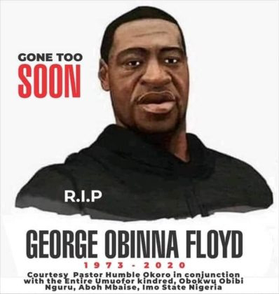 George Floyd biography