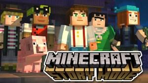 Minecraft Story Mode MOD APK 1.26