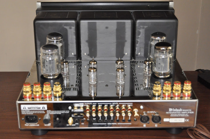 FS Mcintosh MA2275 Tube Integrated Amplifier