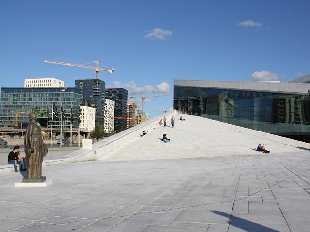 Oslo - Norwegia