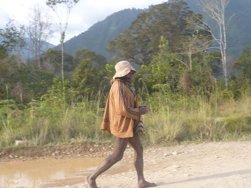 Одежда папуаса