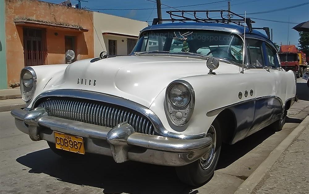 1954 buick special 4 door sedan cubanclassics for 1954 buick 4 door