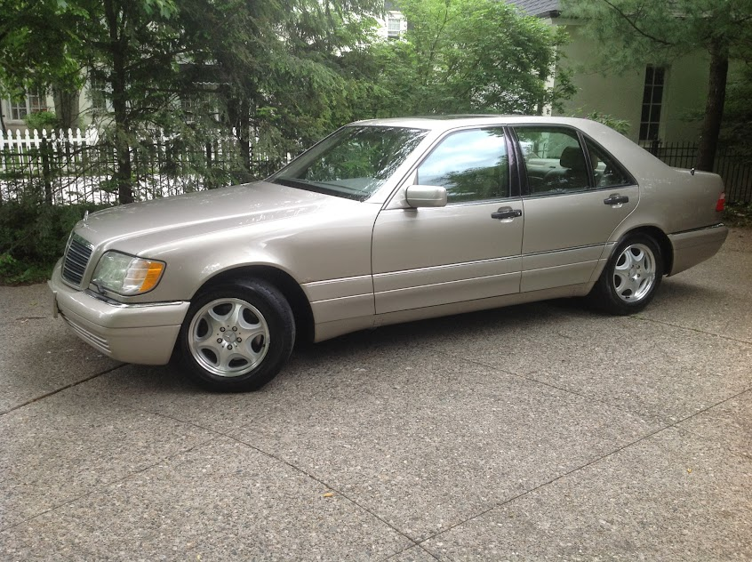 For sale 1997 mercedes benz s320 swb w140 good condition for 1997 mercedes benz s320