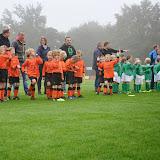 Minileague A bij SV Voorwaarts 12 oktober 2013