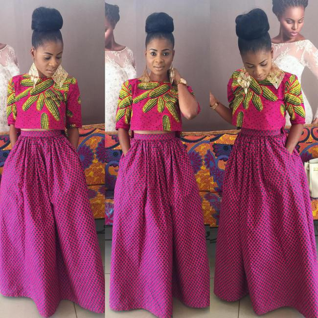 ~ ~ mitindo african prints styles ~ ~