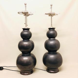 John Boone Lamp Pair