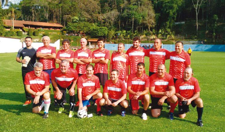 Grupo de Futebol de Veteranos Campo do Germano