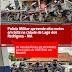 Policia Militar apreende oito motos em blitz na cidade de Lago dos Rodrigues - MA