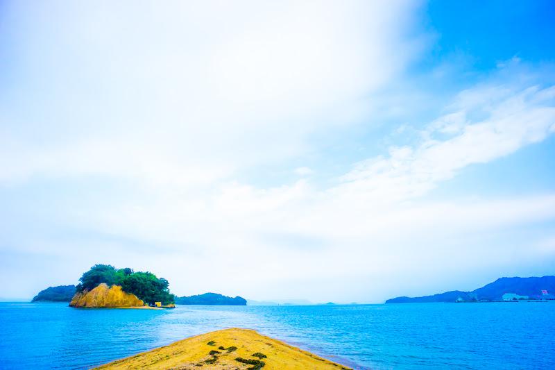 小豆島 エンジェルロード 4