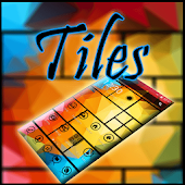 Colorful Square Tiles