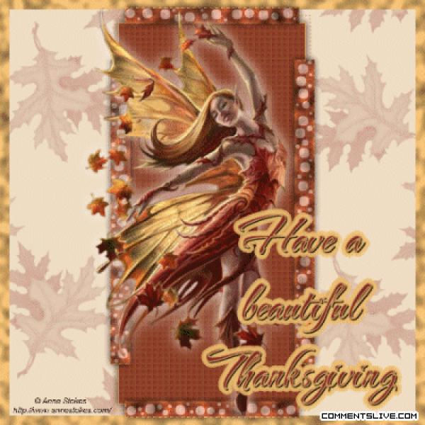 Beautiful Tg, Wonderful Thanksgiving