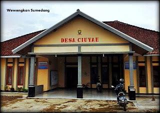 Kantor Desa Ciuyah, Kab. Sumedang
