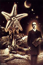 Cover of Howard Phillips Lovecraft's Book Selected Novels