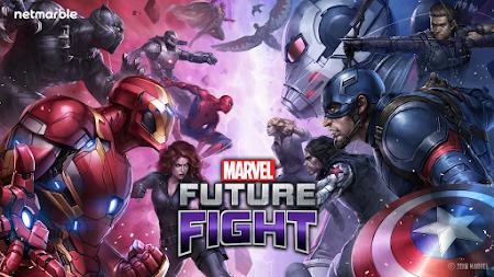 Marvel Future Fight - Nona Capa (?)