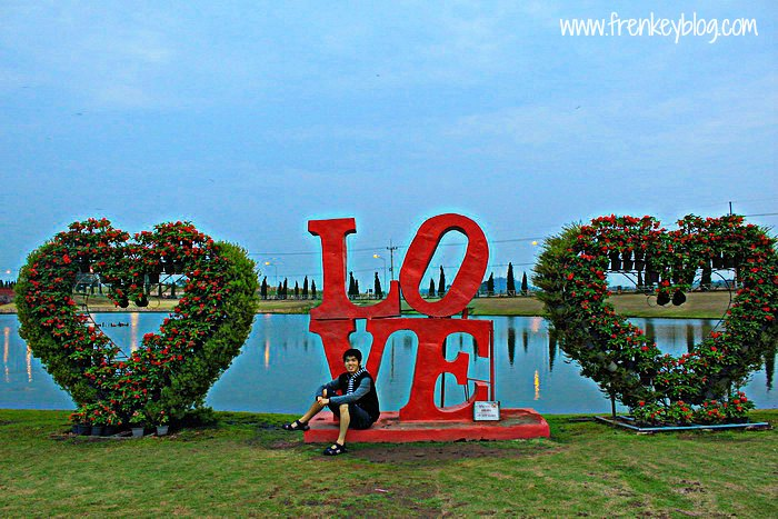 LOVE Sign @Silverlake - Pattaya