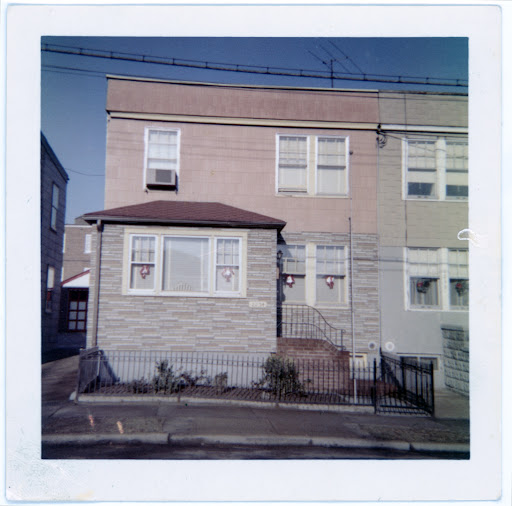 The actual house in Astoria Queens in 1961 where it all began. Nicki's Nana still lives in the same house, where we will be shooting the majority of the film.