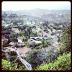 View from Runyon