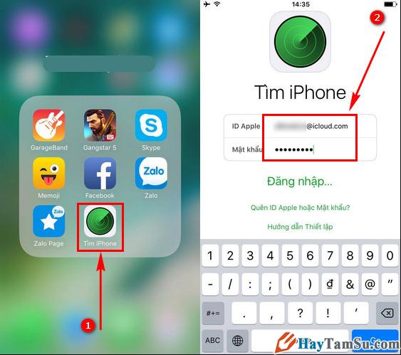 Mách bạn cách kích hoạt tính năng Định vị trên điện thoại iPhone, iPad + Hình 3