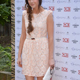WWW.ENTSIMAGES.COM -   Lilah Parsons at  OK! Magazine Summer Party - Wild Tigers and Tiaras at London Zoo, Regents Park, London June 25th 2013                                                     Photo Mobis Photos/OIC 0203 174 1069