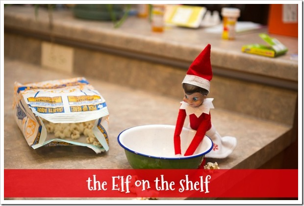 significato the elf on the shelf