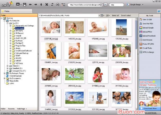 Tải Fly Free Photo Editing Viewer - Chỉnh sửa ảnh chuyên nghiệp trên Windows + Hình 2