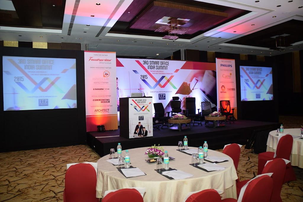 Smart Office India Summit - Sahara Star 9