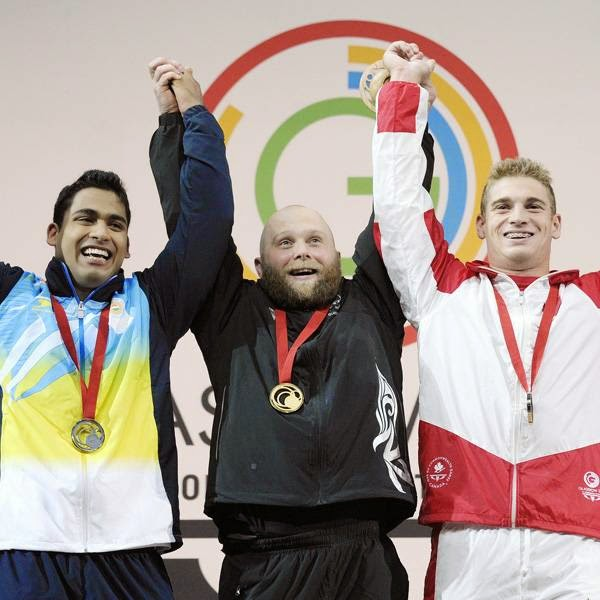 The Indian camp waited anxiously as Thakur would have won the gold if Patterson had failed in his third attempt. But that did not happen as the New Zealander lifted 184kg clean and Thakur hand to be content with a silver.