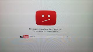 Youtube App on LG smart TV WebOS 2 not working - YouTube Help