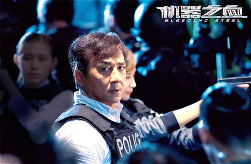 Bleeding Steel China Movie