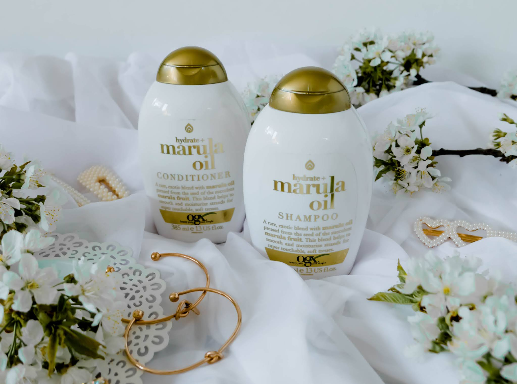 kosmetyki z olejem marula