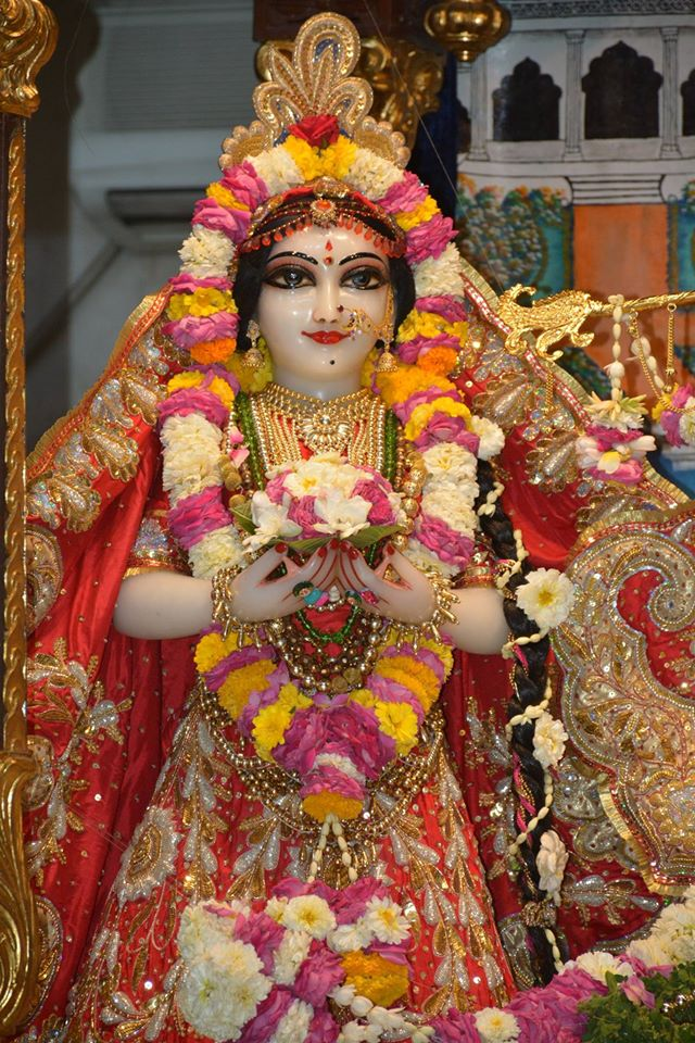 ISKCON Ujjain Deity Darshan 04 April 2016  (11)