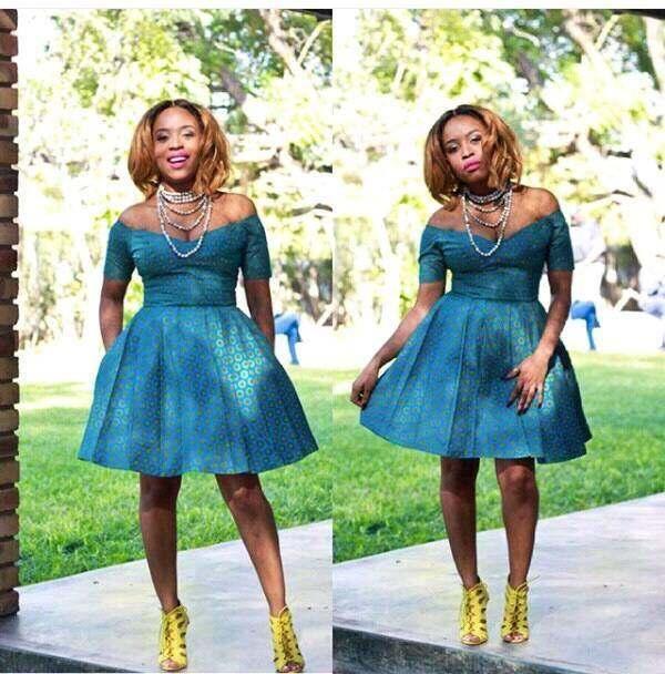 South African Shweshwe Designs 2018 Style You 7