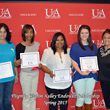 Scholarship Awards Ceremony Spring 2015 - Virginia%2BClinton%2BGroup.jpg