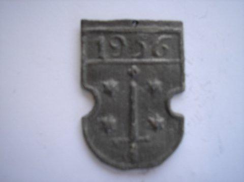Naam: OnbekendPlaats: EnkhuizenJaartal: 1956bijz. Wapen Haarlem