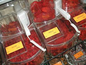 Photo: dia 3.10: até as frutas cristalizadas tem picante
