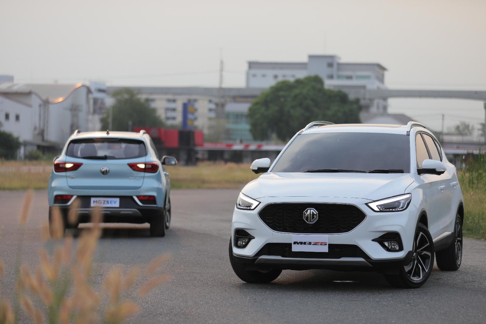 MG เผยยอดขายปี 2563 โตขึ้น 7% ย้ำชัดเป็นผู้นำกลุ่มรถยนต์ SUV และรถยนต์พลังงานไฟฟ้า