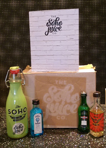The Soho Juice Co, Product review, mixers