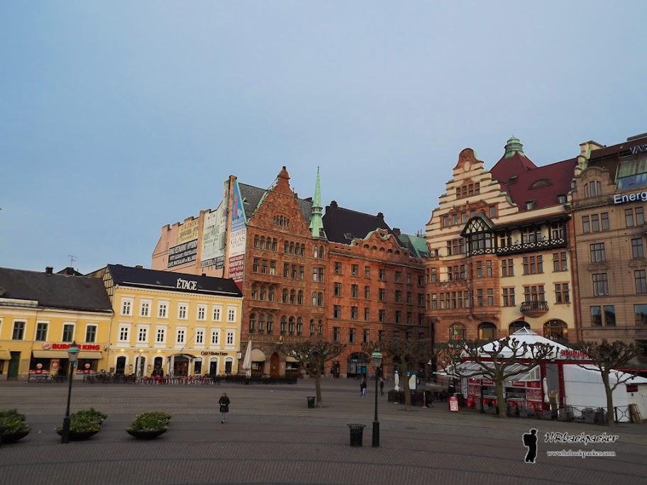 U ovoj zgradi su se tijekom 1914. godine sastali kraljevi Švedske, Danske i Norveške kako bi odlučili što učiniti s obzirom na početak svjetskog rata. Odlučili su ne činiti ništa. Jedna od najpametnijih odluka kraljeva uopće.d