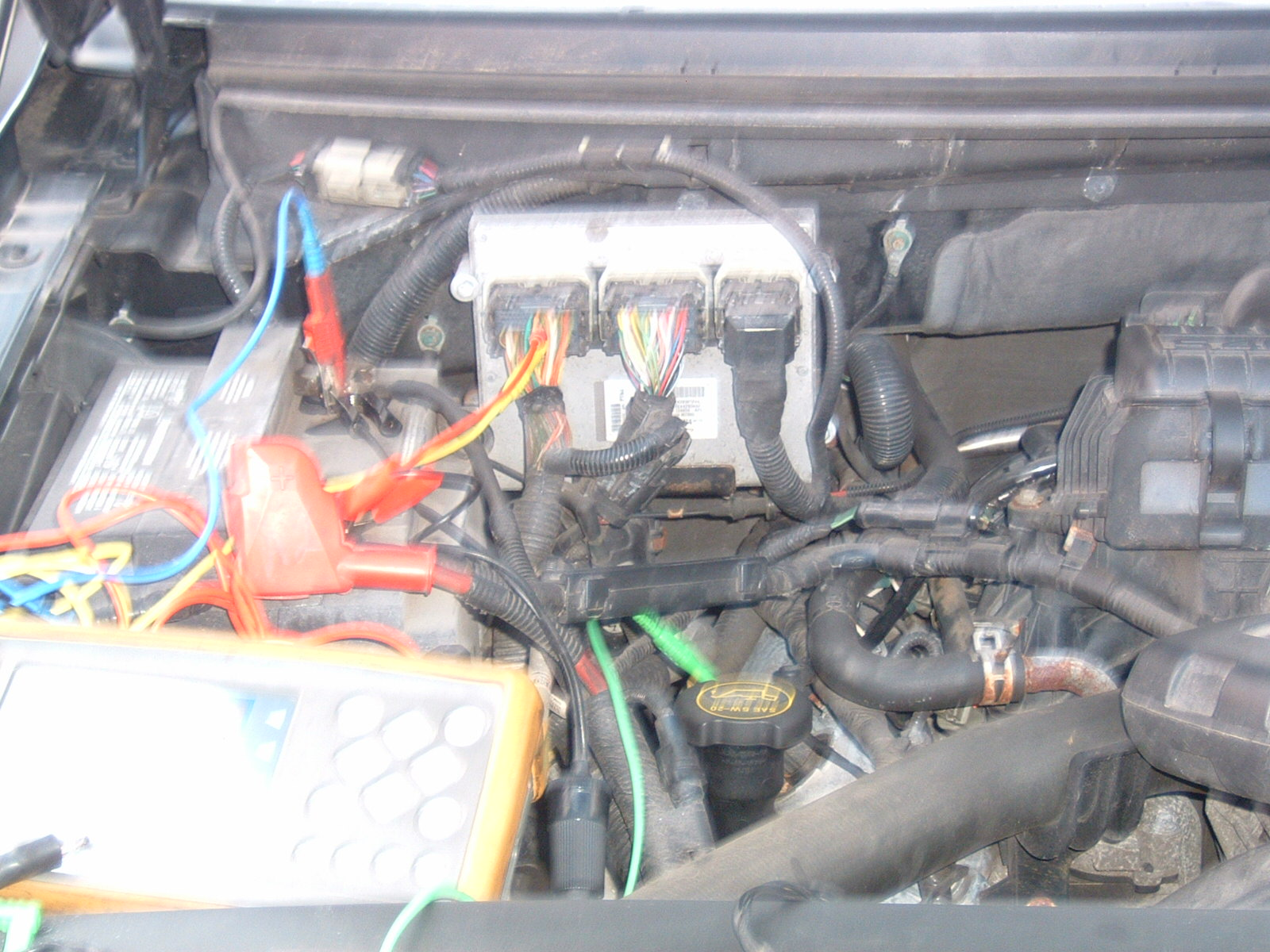JWR Automotive Diagnostics: 2004 Ford F-150 5 4 Liter