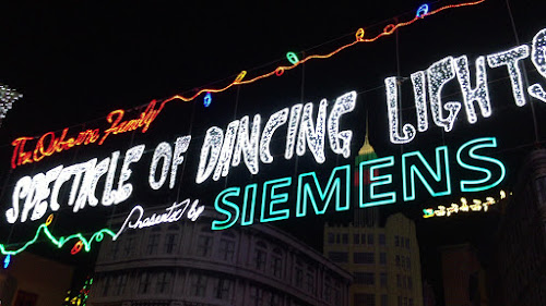 2015 Osborne Family Spectacle of Dancing Lights