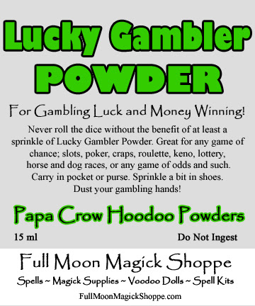 Hoodoo gambling spells resort casino hotel atlantic