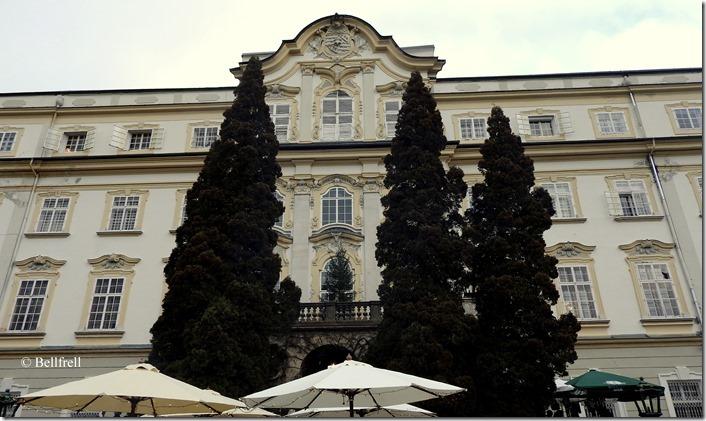 Leopoldskron Weiher Fassade